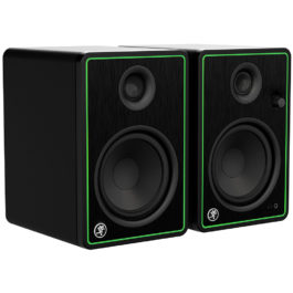 Mackie CR5-XBT 5″ Creative Reference Multimedia Monitors with Bluetooth