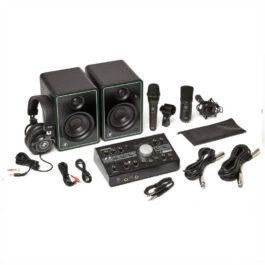 Mackie STUDIO BUNDLE Complete Home Recording Package
