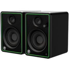 Mackie CR4-XBT 4″ Creative Reference Multimedia Monitors with Bluetooth
