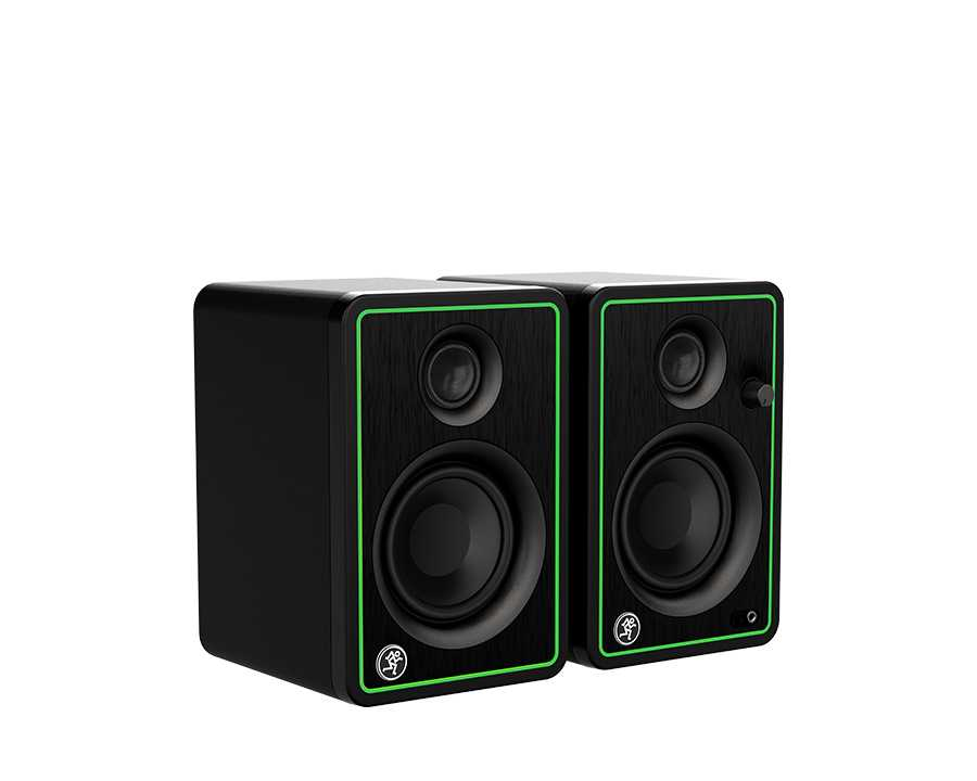 CR3-X Monitor Speakers