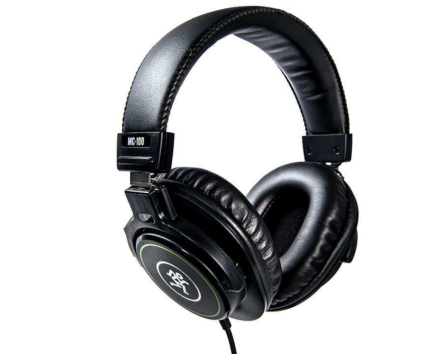 MC-100 Headphones