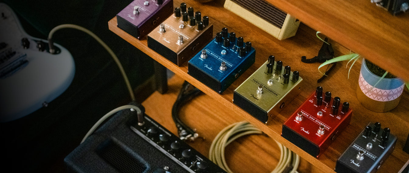 Fender Effects Pedals: Take Your Sound to the Next Level