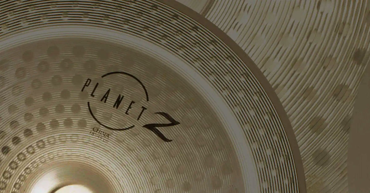 Zildjian Renew Their Planet Z Cymbal Range