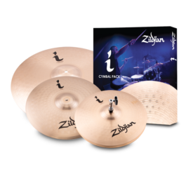 Zildjian i Family ESSENTIAL SERIES PLUS Cymbal Pack