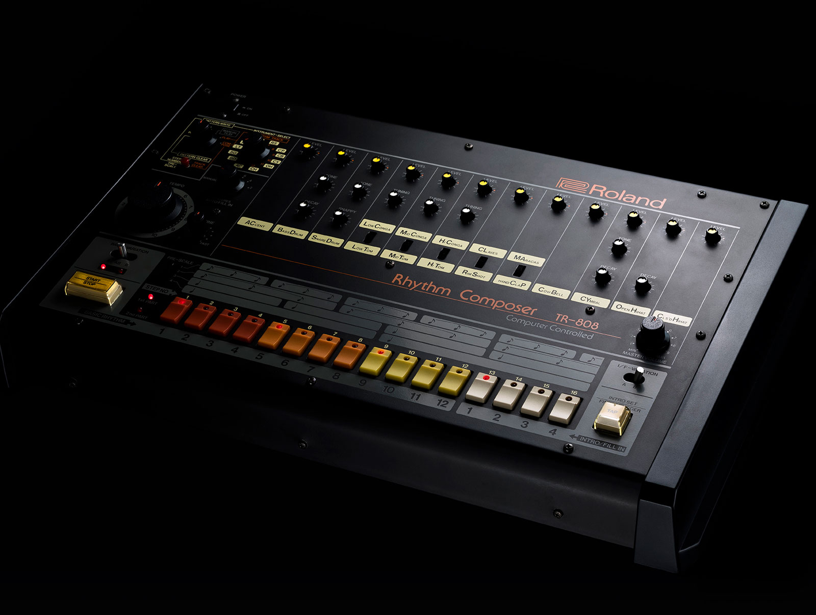 Roland Celebrates the 808 This August