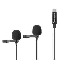 SARAMONIC LavMicro U3C Dual Lavalier Microphone Kit