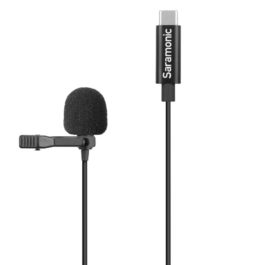 SARAMONIC LavMicro U3A Lavalier Microphone Kit (2m cable)