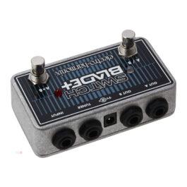 Electro-Harmonix SWITCH BLADE PLUS Advanced Channel Switch Pedal