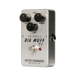 Electro-Harmonix TRIANGLE BIG MUFF PI – Vintage Big Muff Effects Pedal
