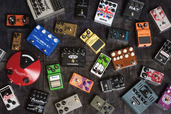 Overdrive vs. Distortion… What's the Difference!?