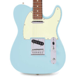 Fender Limited Edition Player Series Telecaster® – Pau Ferro Fretboard – Daphne Blue