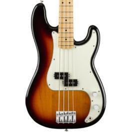 Fender Player Precision Bass – Maple Fretboard – 3 Tone Sunburst