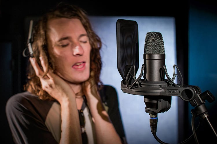 RØDE – The Only Studio Mic You'll Ever Need