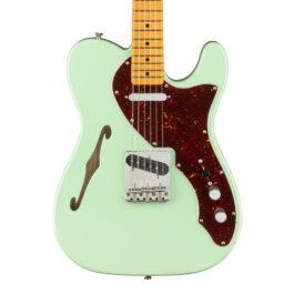 Fender American Original '60s Telecaster Thinline – Maple Neck – Surf Green