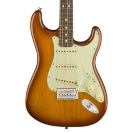 Fender American Performer Stratocaster – Rosewood Fretboard – Honey Burst
