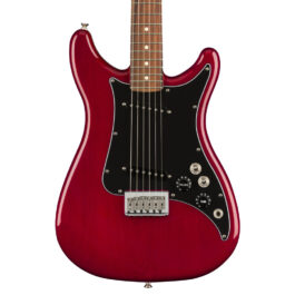 Fender Player Lead II – Pau Ferro Fretboard – Crimson Red Trans
