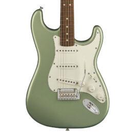Fender Player Stratocaster Pau Ferro Fingerboard – Sage Green Metallic
