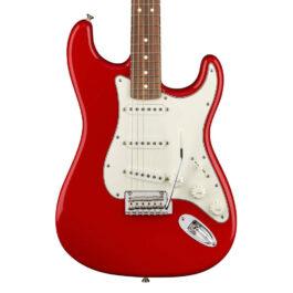Fender Player Stratocaster – Pau Ferro Fretboard – Sonic Red