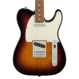 Fender Player Series Telecaster® – Pau Ferro Fretboard – 3 Tone Sunburst