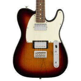 Fender Player Telecaster – HH – Pau Ferro Fretboard – 3 Tone Sunburst
