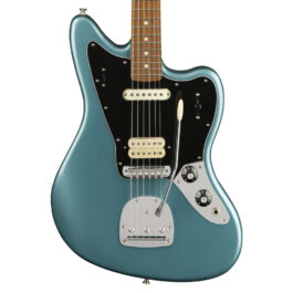 Fender Player Jaguar – Pau Ferro Fretboard – Tidepool