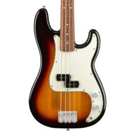 Fender Player Precision Bass – Maple Neck – 3 Tone Sunburst