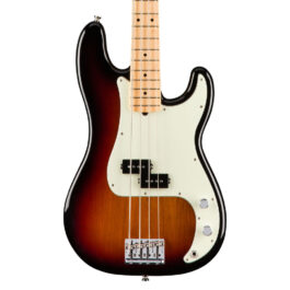 Fender American Professional Precision Bass – Maple Neck – 3 Tone Sunburst