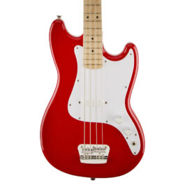 Squier Affinity Series Bronco Bass – Red