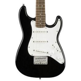 Squier Mini Stratocaster® Electric Guitar – Black