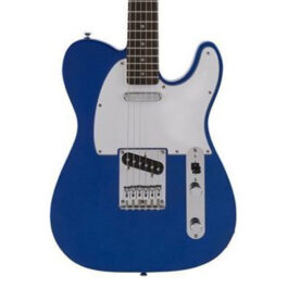 Squier Affinity Series Telecaster – Laurel Fretboard – Imperial Blue