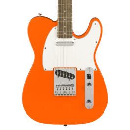 Squier Affinity Telecaster® Electric Guitar – Capri Orange