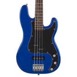 Squier Affinity Series Precision PJ Bass Guitar – Imperial Blue