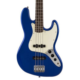 Squier Affinity Series Jazz Bass Guitar – Imperial Blue