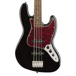 Squier Classic Vibe 60's Jazz Bass – Laurel Fretboard – Black