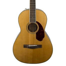 Fender Paramount – PM2 – Parlour – Standard Natural