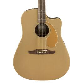 Fender Redondo Player Acoustic Guitar – Bronze Satin