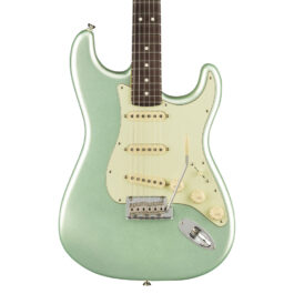 Fender American Professional II Stratocaster – Rosewood Fretboard – Mystic Surf Green