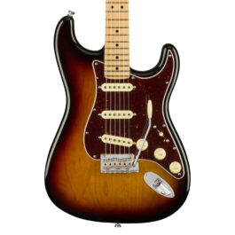 Fender American Professional II Stratocaster – Maple Neck – 3 Tone Sunburst