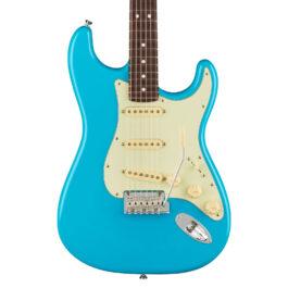 Fender American Professional II Stratocaster – Maple Neck – 3 Tone Sunburst – Miami Blue