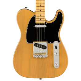 Fender American Professional II Telecaster – Maple Neck – Butterscotch Blonde