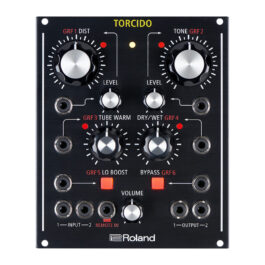 Roland Torcido – Modular Distortion Unit with Eurorack Compatibility