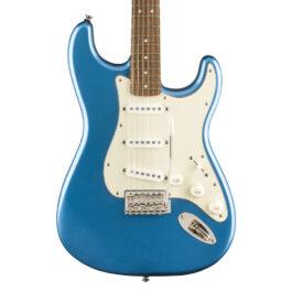 Squier Classic Vibe 60's Stratocaster – Laurel Fretboard – Lake Placid Blue