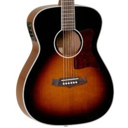 Tanglewood X70TE Sundance Performance Pro Acoustic-Electric Guitar – Vintage Burst