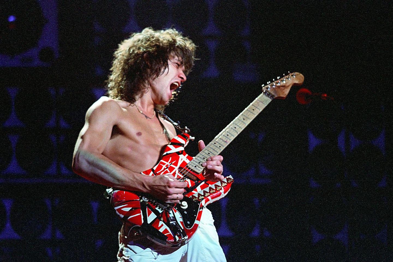 The loss of an Icon – Eddie van Halen