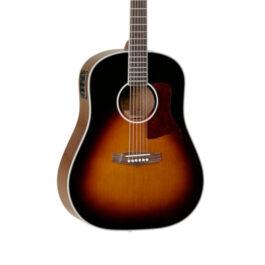 Tanglewood X15SDTE Sundance Performance Pro Acoustic-Electric Guitar – Vintage Burst