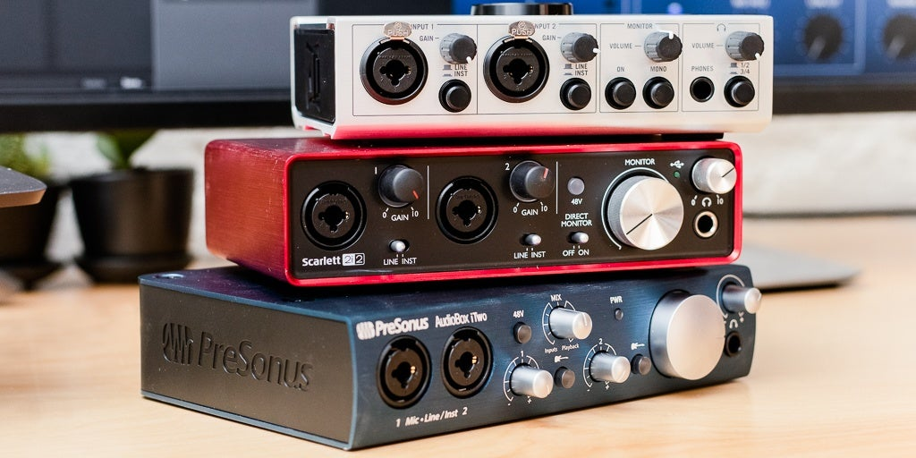Choosing Your First Audio Interface – For Singer/Songwriters