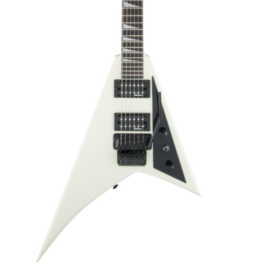 Jackson JS32 Rhoads in Ivory – Floyd Rose Bridge