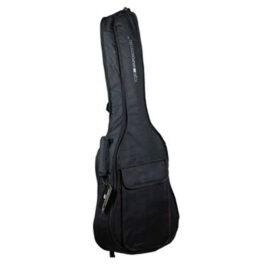 CROSSROCK Padded Classical Guitar Bag – Black