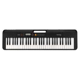 Casio CT-S200 Casiotone 61-Key Portable Keyboard – Black