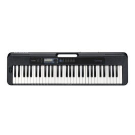 Casio CT-S300 Casiotone 61-Key Touch Response Portable Keyboard – Black